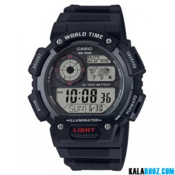 ساعت مچی مردانه کاسیو AE-1400WH-1AV