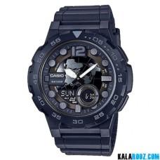 ساعت مچی مردانه کاسیو مدل AEQ-100W-1BV