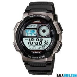 ساعت مچی مردانه کاسیو CASIO AE-1000W-1BV