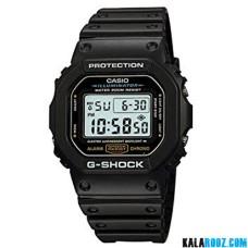 ساعت مچی مردانه کاسیو مدل DW-5600E-1VD