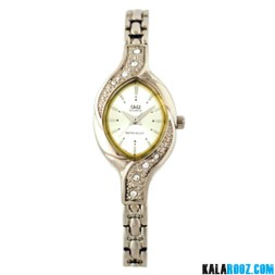 ساعت مچی زنانه کیو اند کیو مدل F465J201Y