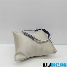 دستبند مهره ای استیل