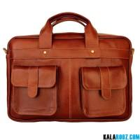 کیف اسپرت چرمی ۲ دسته LB426