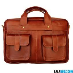 کیف اسپرت چرمی دو دسته LB426