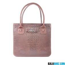 کیف دوشی زنانه چرمی 9488B