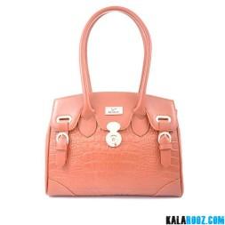 کیف دوشی زنانه چرمی 9811B