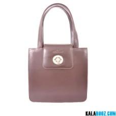 کیف دوشی زنانه چرمی 9814B