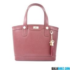 کیف دوشی زنانه چرمی 9817B