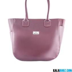 کیف دوشی زنانه چرمی 9857B