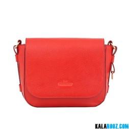 کیف دوشی زنانه چرمی 9918B