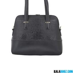 کیف دوشی زنانه چرمی 9932B