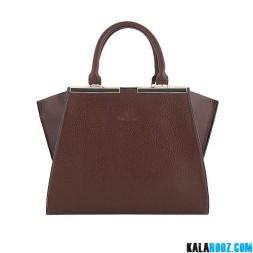 کیف دوشی زنانه چرمی 9939B