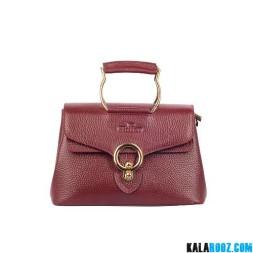 کیف دوشی زنانه چرمی 9917B