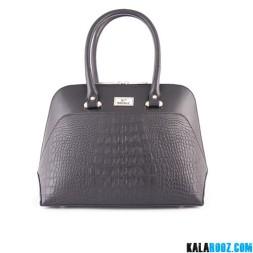 کیف دوشی زنانه چرمی 9869B