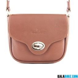 کیف دوشی زنانه چرمی 9873B