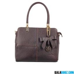 کیف دوشی زنانه چرمی 9882B