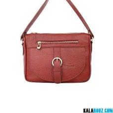 کیف دوشی زنانه چرمی 9888B