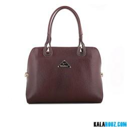 کیف دوشی زنانه چرمی 9897B