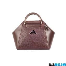 کیف دوشی زنانه چرمی 9912B