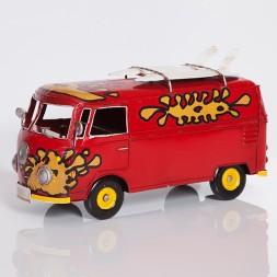 ماشین فولکس واگن دست ساز قرمز مدل  805