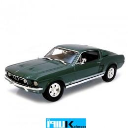 ماکت ماشین فورد موستانگ جی تی آ 31166 // 1967 Ford Mustang GTA Fastback