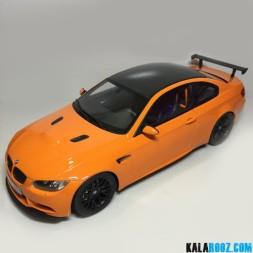 ماکت فلزی ماشین بی ام دبلیو مدل 300266 // BMW M3 GTS 2014