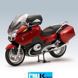 ماکت فلزی موتور بی ام دبلیو مدل 10002 // BMW R1200 RT AUTOART 1:10