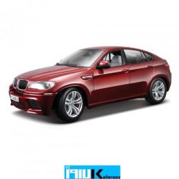 ماکت فلزی ماشین بی ام دبلیو مدل BMW x 6 M // 18-11032