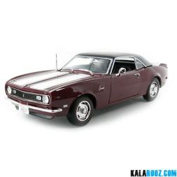 ماکت ماشین شورولت کامارو Chevrolet Camaro Z/28 1968 // 31685