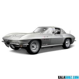 ماکت ماشین شورولت کروت Chevrolet Corvette 1965 // 31640 1965