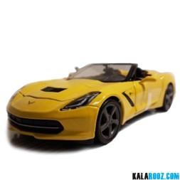 ماکت ماشین کوروت استینگری corvette stingray 2014 // 31501