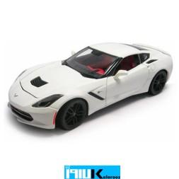 ماکت ماشین کوروت استینگری Corvette Stingray Z51 2014 // 31677