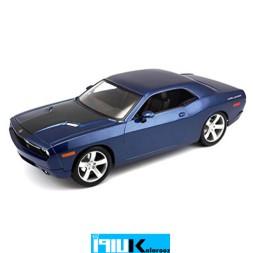 ماکت ماشین دوج چلنجر Dodge Challenger Concept 2006