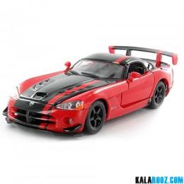 ماکت فلزی دوج وایپر مدل Dodge Viper SRT 10 ACR // 22114
