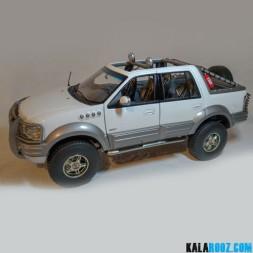 ماکت ماشین فورد اکسپدیشن هیمالیا 72781 // Ford Expedition Himalaya 1998 Autoart