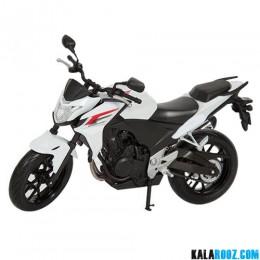 ماکت فلزی موتور هوندا سی بی مدل Honda CB500F // 62810