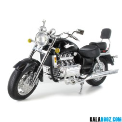 ماکت فلزی موتور سنگین هوندا والکری مدل HONDA VALKYRIE // 76252