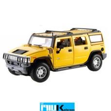 ماکت ماشین هامر مدل HUMMER H2 SUV 1:18