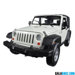 ماکت ماشین جیپ رانگلر روبیکان Jeep Wrangler Rubicon // 22489