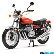 ماکت فلزی موتور کاوازاکی مدل Kawasaki Z1 900 Super Four