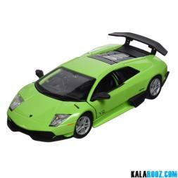 ماکت فلزی لامبورگینی مورسیه لاگو  Lamborghini Murcielago SV // 18-21050
