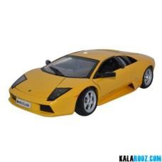 ماکت فلزی لامبورگینی ماروکو مدل Lamborghini Murcielago Roadster yelow // 31636