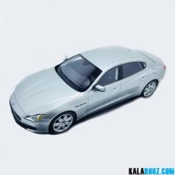 ماکت ماشین مازراتی کواتروپورته مدل Maserati Quattroporte // 8056457814525
