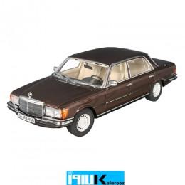 ماکت فلزی مرسدس بنز  1978 Mercedes 450 SEL W116 sedan Revell