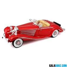 ماکت ماشین مرسدس بنز Mercedes Benz 1936 K500 // 36862