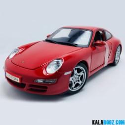 ماکت ماشین پورشه 911 کررا Porsche 911 CARRERA S // 31692  S
