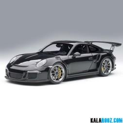 ماکت فلزی پورشه 911 مدل Porsche 911(977) Gt3rs 3.8