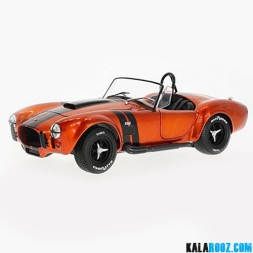 ماکت فلزی شلبی کبرا دیتونا  Shelby Cobra 427 MKII 1965 // S1850016