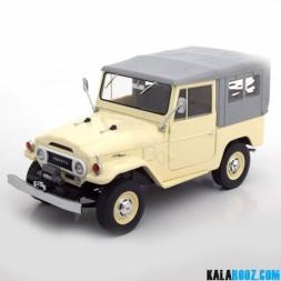 ماکت ماشین تویوتا مدل TOTOTA LAND CRUISER 1967 FJ 40 // 180052