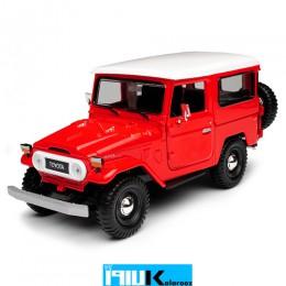 ماکت فلزی ماشین تویوتا مدل کالسکه ای Toyota FJ40